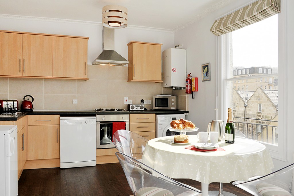 The light & airy Kitchen
